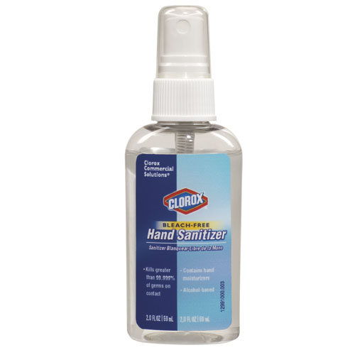C-CLOROX ANYWHERE HAND SANITIZER 24/2 OZ