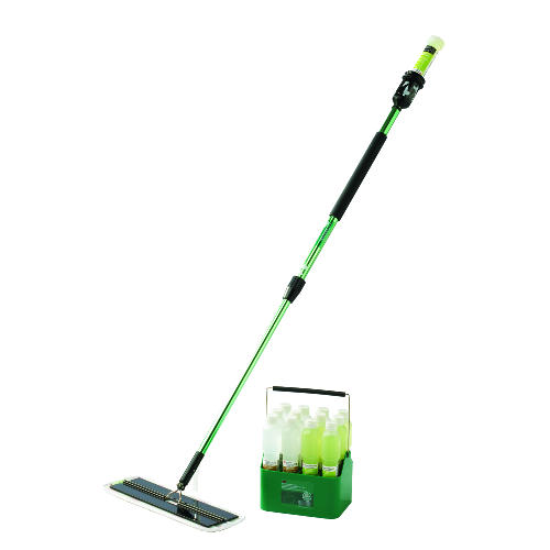 "C-EASY SCRUB FLAT MOP TO W 16"" PAD HOLDER DISPENS"